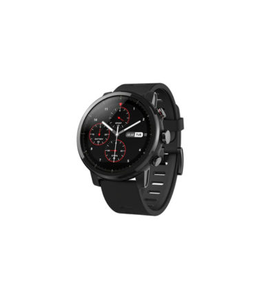 Xiaomi Amazfit Stratos Smartwatch (Black, Global Version)