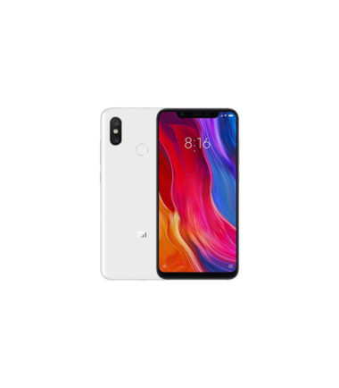 Xiaomi MI 8 (64GB6GB, White)