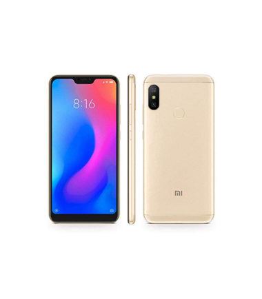 Xiaomi Mi A2 Lite (English Box, 32GB 3GB, Gold)