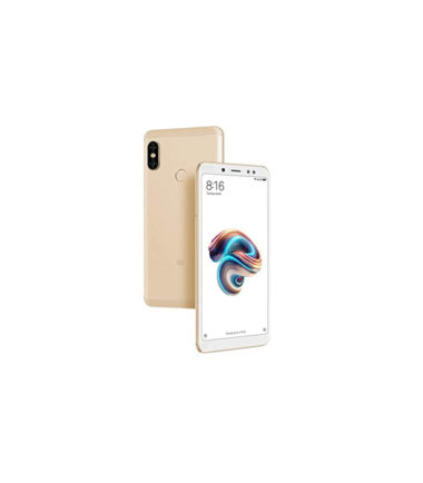 Xiaomi Redmi Note 5 (CN Version, 64GB/4GB, Gold)
