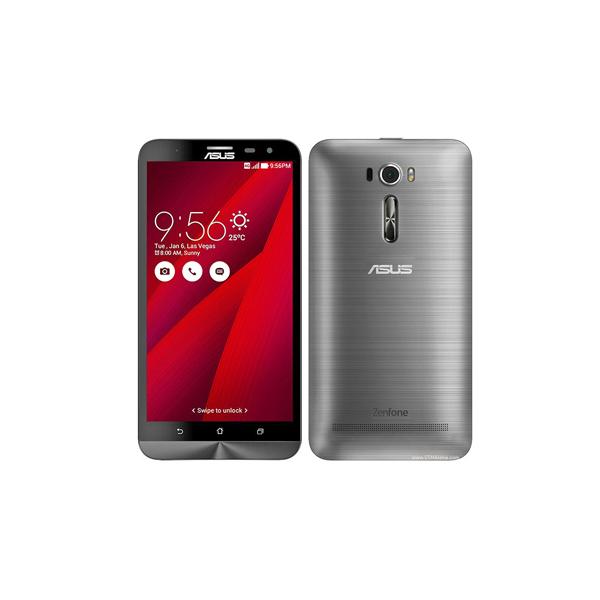 Asus Zenfone 2 Laser Ze550kl Dual Sim Silver 32gb 3gb