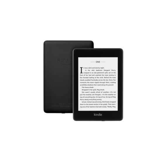 Amazon All-New Kindle Paperwhite 2018 (6, Wifi, 8GB, Black)