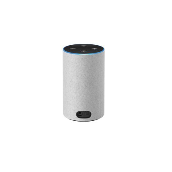 Amazon Echo (2nd Generation, Sandstone Fabric)