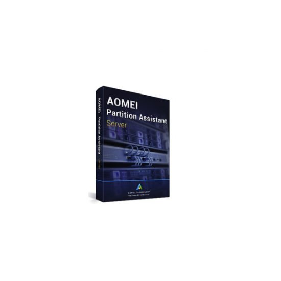 Aomei Partition Assistant Server Software - Email key