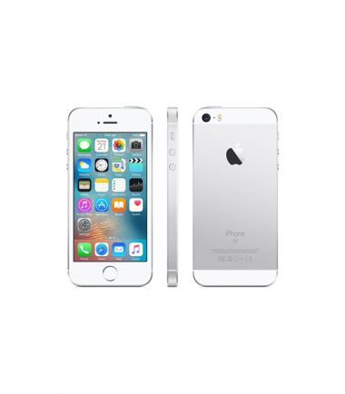 Apple iPhone SE (32GB, Silver)
