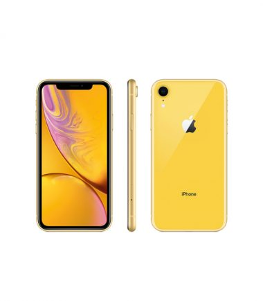 Apple iPhone XR (64GB, Yellow)