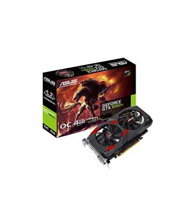 Asus CERBERUS-GTX1050TI-O4G GTX1050Ti video card