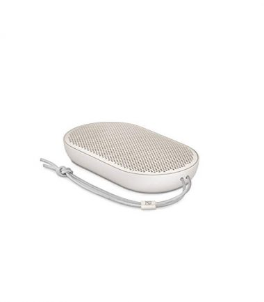 B&O BeoPlay P2 Bluetooth Speaker Sand Stone