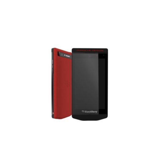 BlackBerry Porsche Design P9982 Red
