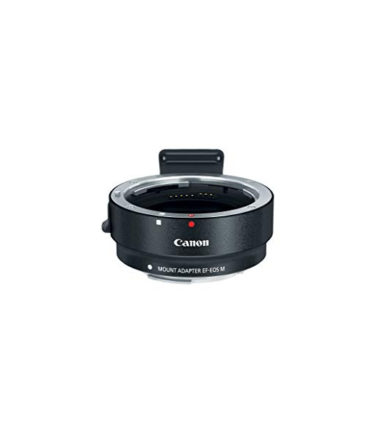 Canon EF-EOS M Mount Adapter (Retail Packing, With Tripod)