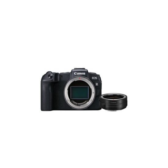 Canon EOS RP Body (Kit Box) With R Mount Adapter