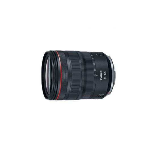 Canon EOS RP with RF 24-105mm f 4L IS USM Lens (Without R Adapter)
