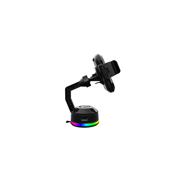 Cougar Bunker-M Wireless charging Mobile Phone RGB Stand USB