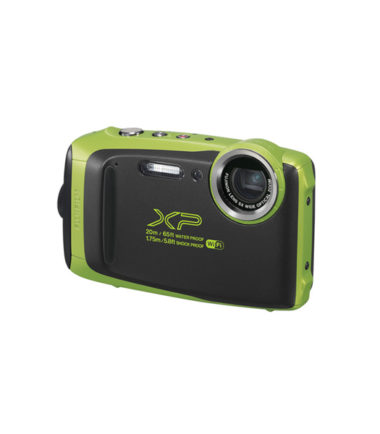 Fujifilm FinePix XP130 Lime