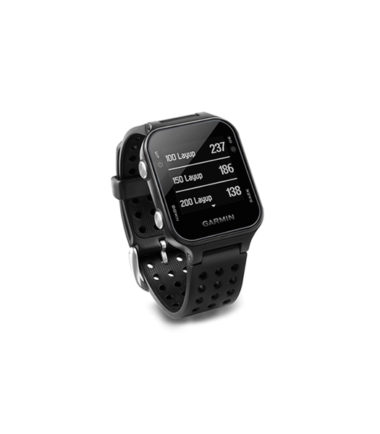 Garmin Approach S20 GPS Golf Watch Black (010-03723-11)