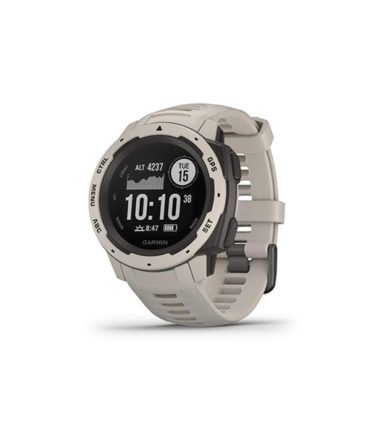 Garmin Instinct Outdoor GPS Watch (Tundra, 010-02064-24)
