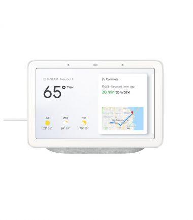Google Home Hub (Chalk)