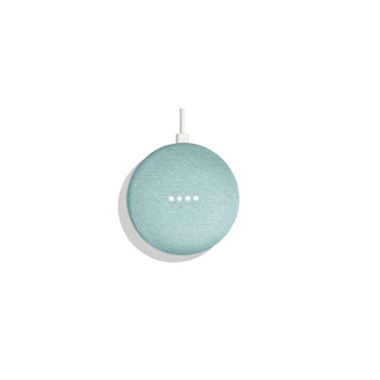 Google Home Mini (Aqua)