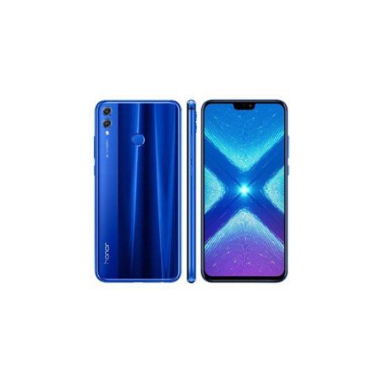 Huawei Honor 8X (128GB 4GB, Blue, English Box)