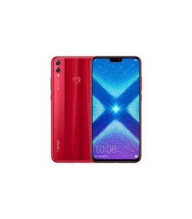 Huawei Honor 8X (64GB 4GB, Red, English Box)