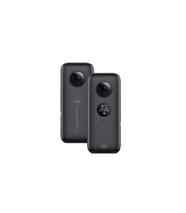 Insta360 ONE X Action Camera (iOS, 5) English