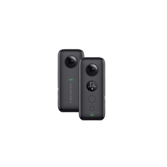 Insta360 ONE X Action Camera (iOS, 5) English