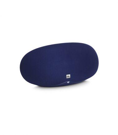 JBL Playlist Wireless Speaker with Chromecast (Blue)