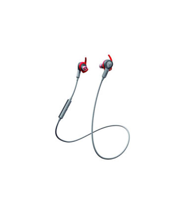 Jabra Sport Coach Wireless Bluetooth Headset Red