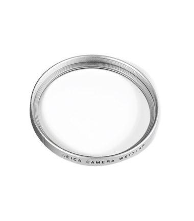Leica UVa II Filter (E39, Silver, 13031)