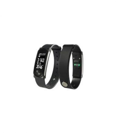 MobileAction Q-Band Q-68HR Smart Band Black