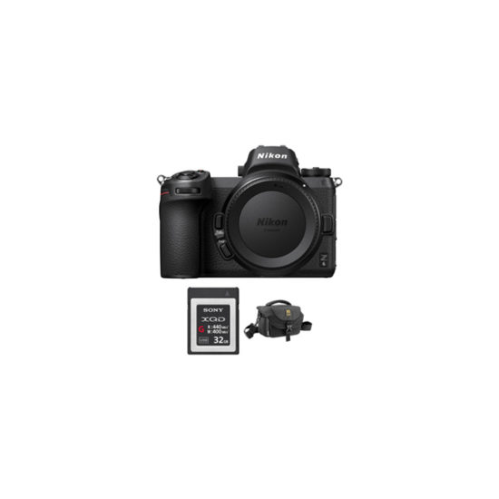 Nikon Z6 Body With FTZ Adapter Kitbag