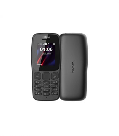 Nokia 106 2018 TA-1114 Grey (Dual SIM)