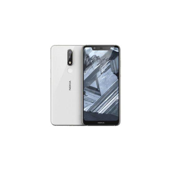 Nokia 5.1 Plus 2018 TA-1105 DS (32GB3GB, White)