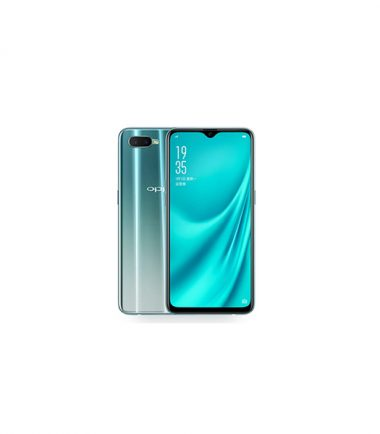 OPPO R15x (China Version, 128GB 6GB, Glacier Silver)