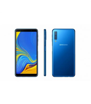 Samsung Galaxy A7 2018 A750F DS (128GB4GB, Blue)