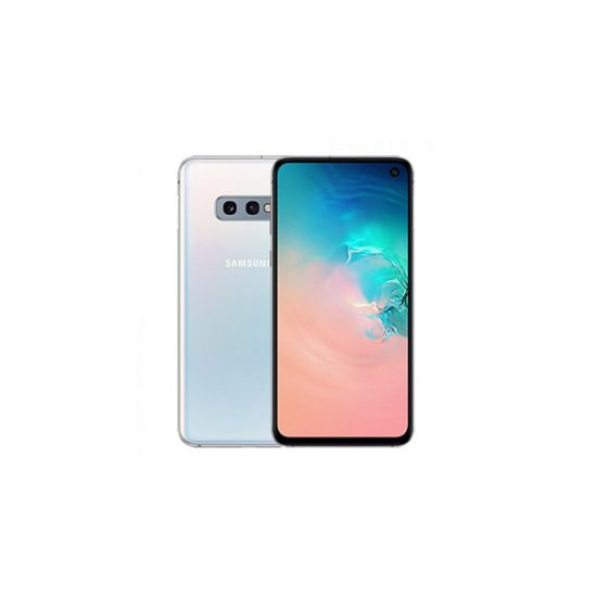 Samsung Galaxy S10e G970F DS (128GB 6GB, Prism White)