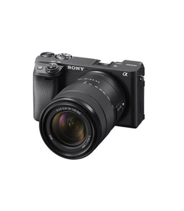 Sony A6400 Black (Kit with 18-135mm)