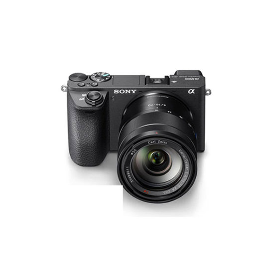 Sony A6500 Black (Kit with 28-70mm)