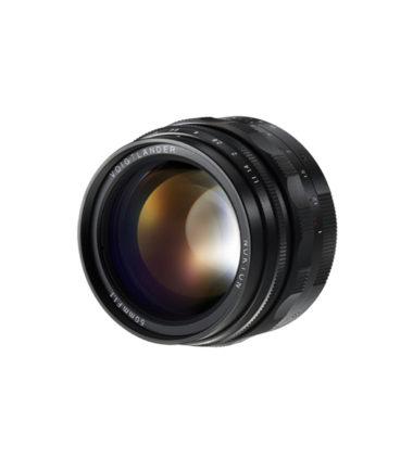 Voigtlander Nokton 50mm f1.1 Lens (M 43)