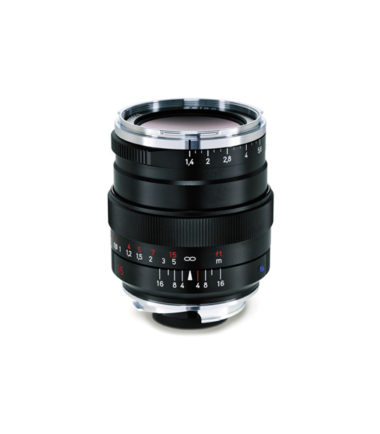 Zeiss Distagon T 35mm F1.4 ZM For Leica M (Black)