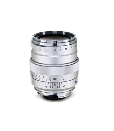 Zeiss Distagon T 35mm F1.4 ZM For Leica M (Silver)