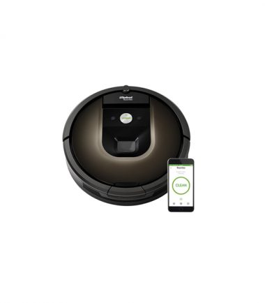iRobot Roomba 980 Robotic Vacuums