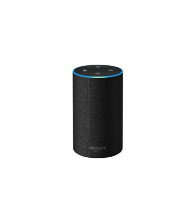 image-01 Amazon Echo (2nd Generation, Charcoal Fabric)