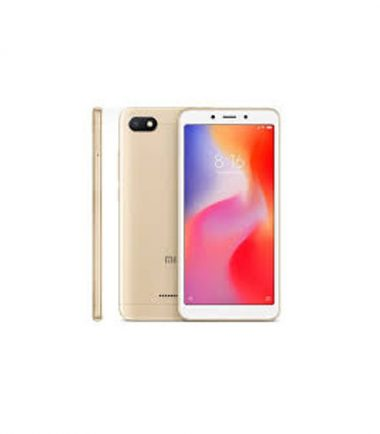 Xiaomi Redmi 6A (China Version, 32GB/3GB, Gold)