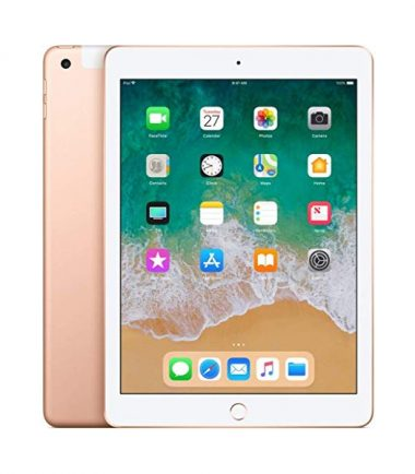 "Apple iPad 2018 9.7"" (Wifi Version, 32GB, Gold)"