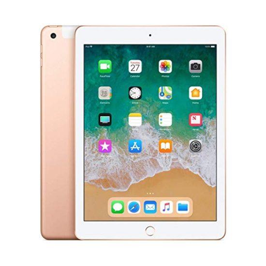 """Apple iPad 2018 9.7"""" (Wifi Version, 32GB, Gold)"""