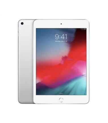 Apple iPad Mini 2019 (4G Version, 256GB, Silver)