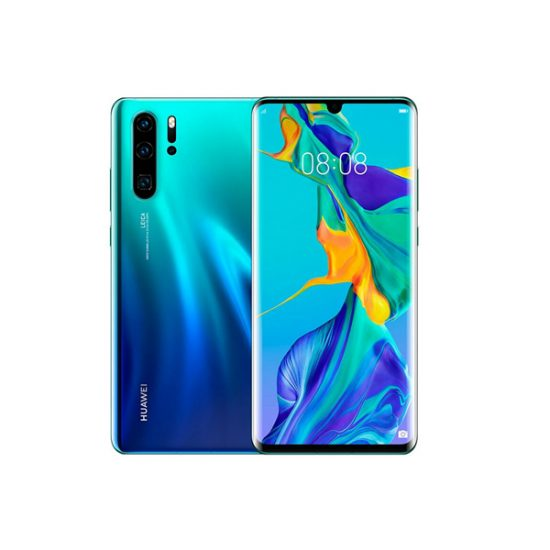 Huawei P30 Pro (256GB/8GB, Aurora Blue)