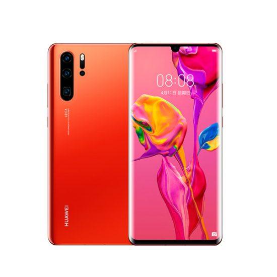 Huawei P30 Pro High Spec (512GB/8GB, Amber Sunrise)