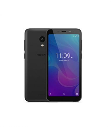 Meizu C9 (16GB/2GB, Black, English Box)
